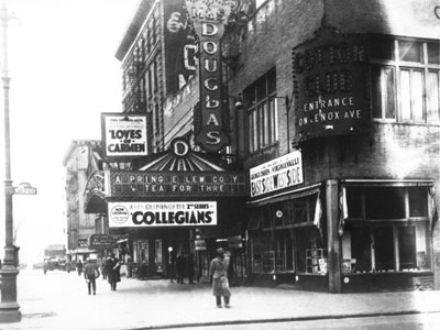 the harlem renaissance and a new A brief guide to the harlem renaissance harlem and new york also became the home of many seminal african american institutions.
